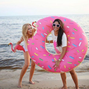 donut swim ring hk
