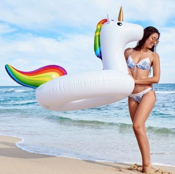unicorn swim ring hk