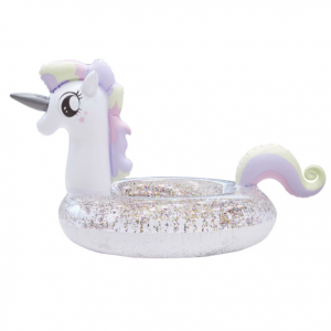 inflatable kids little pony unicorn float hk