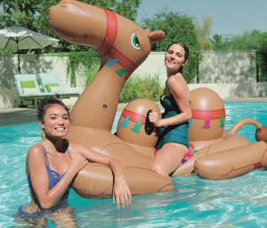 Giant Camel Pool Float