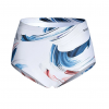 Barrel Womens High Waist Bikini Pantie-HAZE