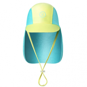 Barrel Kids Aqua Cap V4-PALE MINT