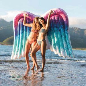 Intex giant angel wings pool float