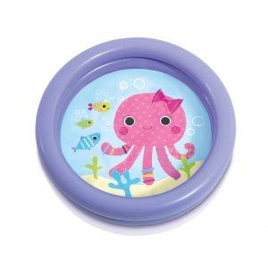 INTEX Mini 2 Rings Inflatable Baby Paddling Pool
