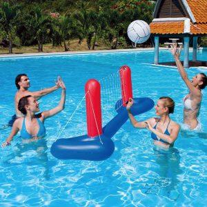 水上沙灘充氣排球