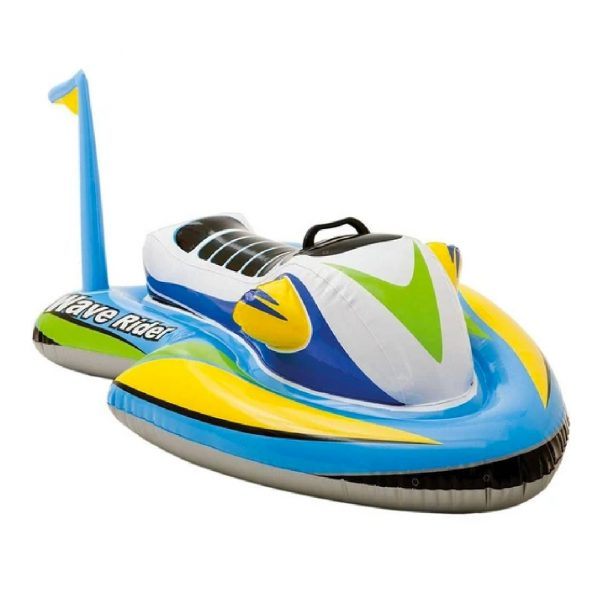 Intex inflatable wave rider Ride-on float