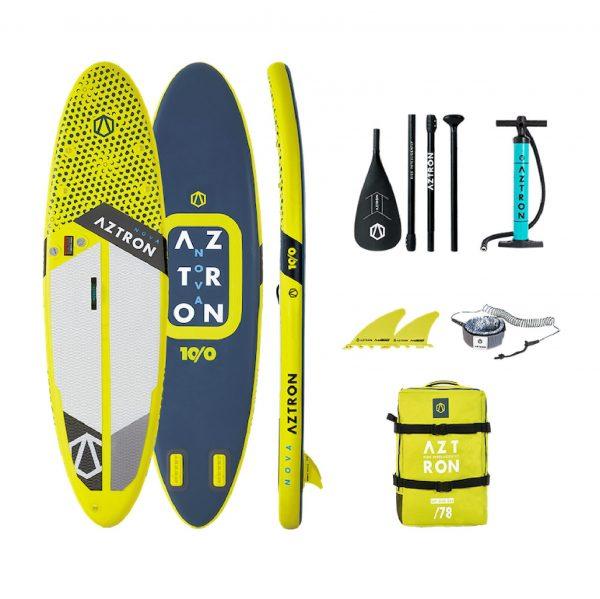 Aztron 10′ NOVA COMPACT SUP Board
