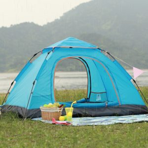 3 person Outdoor Camping Tents hk