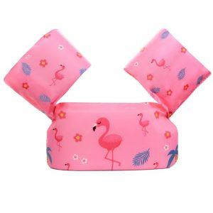 flamingo baby life jacket