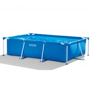 INTEX Metal Frame Rectangular Swimming Pool